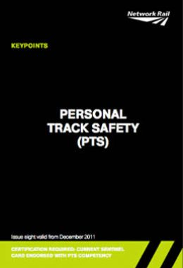 10. 10. Personal Track Safety (PTS)