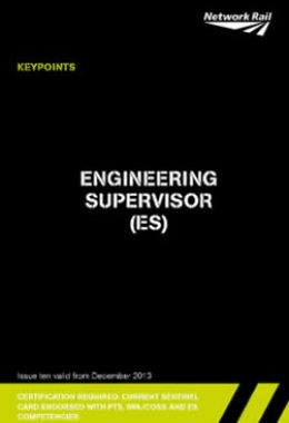 3. Engineering Supervisor